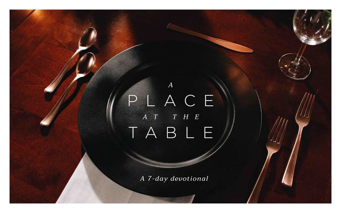 Place At the Table Ebook