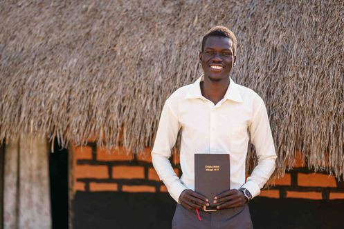 Translator with Bible