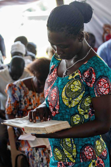 Women are now serving in the church in roles such as lay readers.