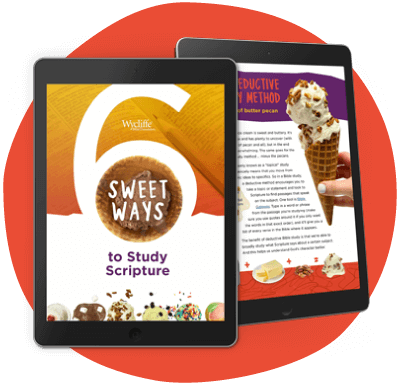 6 Sweet Ways to Study Scripture ebook