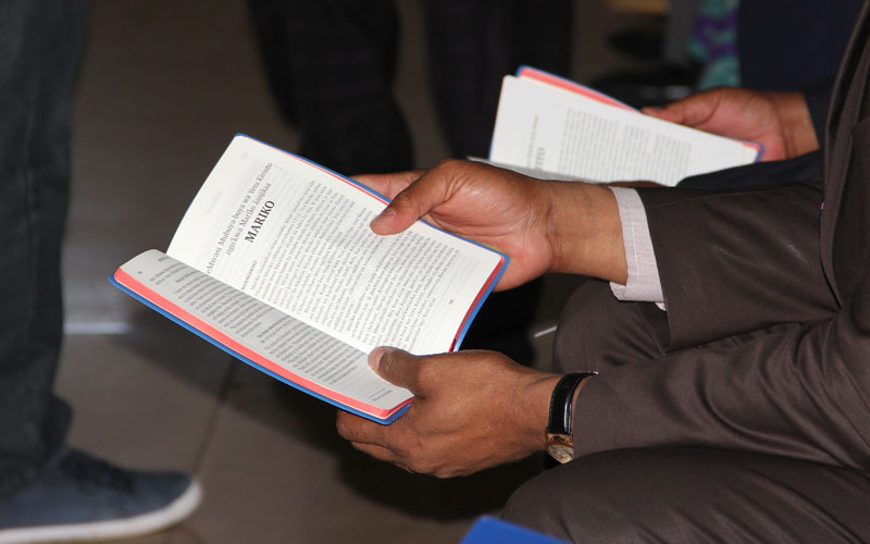 Celebrating the Tembo New Testament | Wycliffe Bible ...