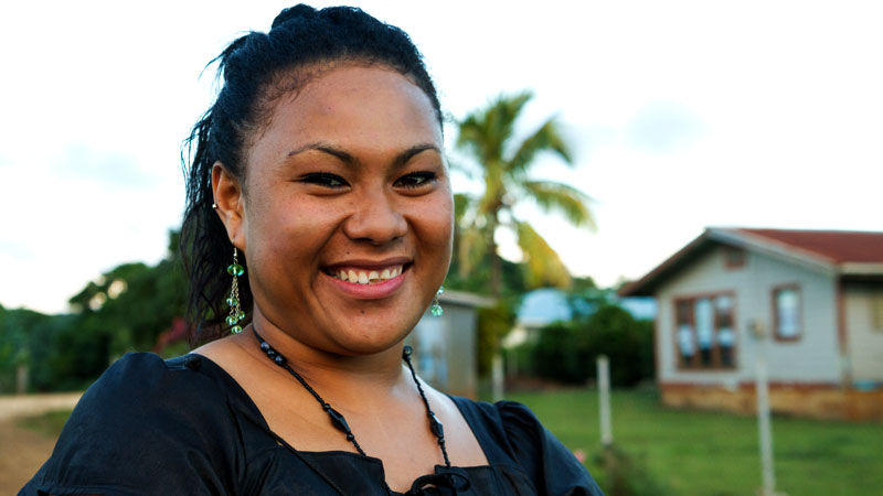 Praying for the Kingdom of Tonga and the Niuafo'ou People