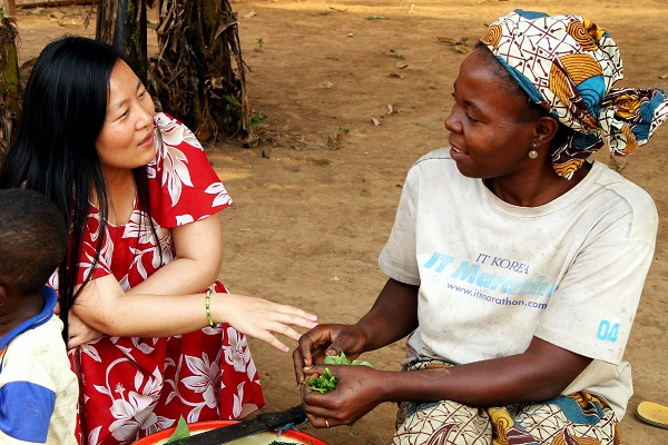 Showing Love: 3 Principles for Cross-Cultural Work image