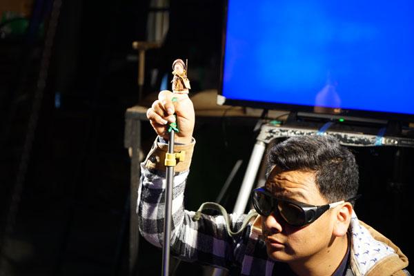 Video production of Deditos