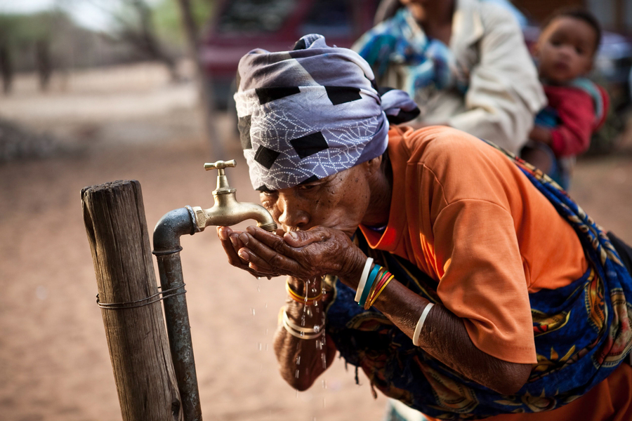 Featured Photo From the Field: Quenching a Great Thirst