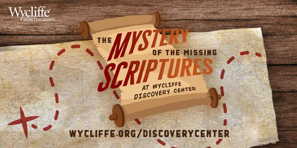 Mystery of the Missing Scriptures