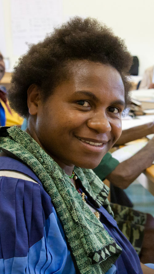 Meeting the Challenge in Papua New Guinea | Wycliffe Bible