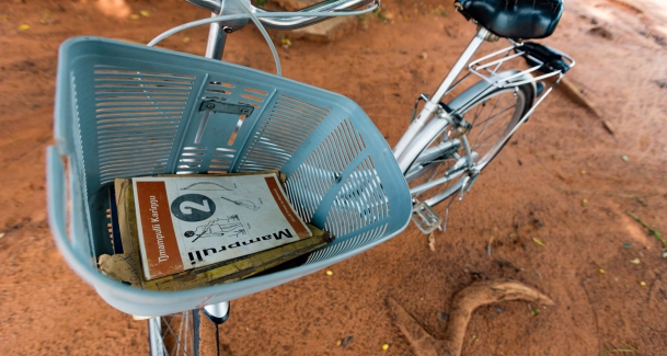 Bicycles Needed to Spread the Gospel<br>in South Sudan