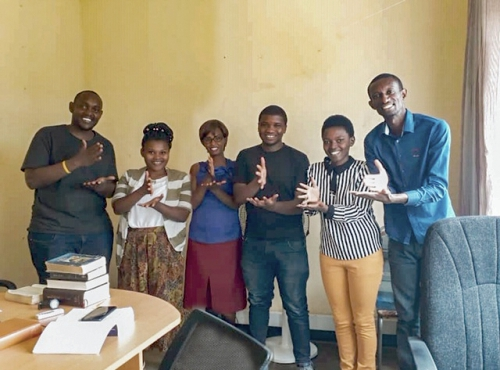Rwandan Sign Language