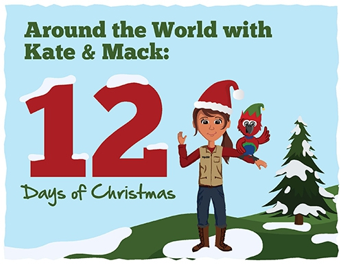 12 Days of Christmas with Kate & Mack