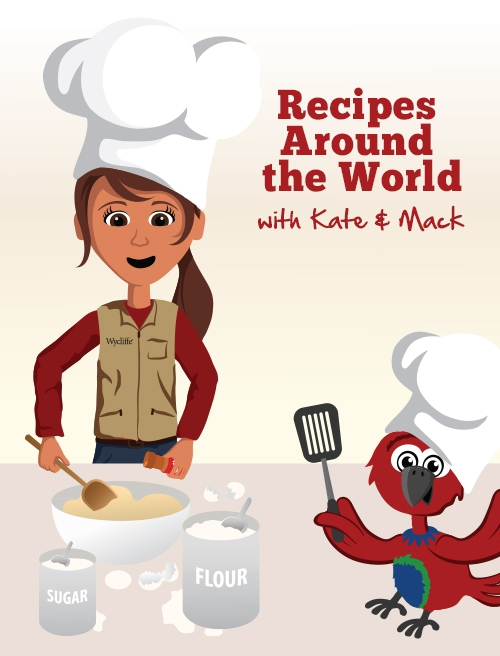 Recipes Around the World with Kate & Mack
