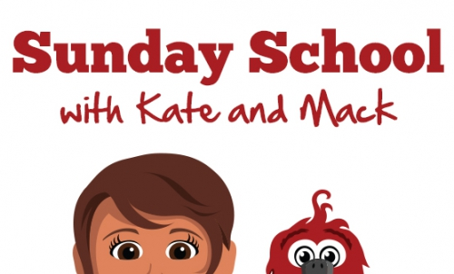 Sunday School with Kate & Mack