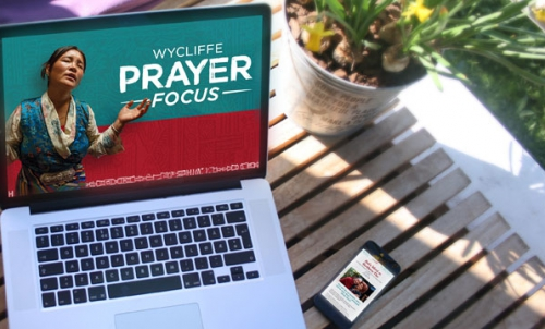 Sign Up: Pray for People Groups