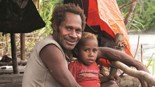 Meeting the Challenge in Papua New Guinea