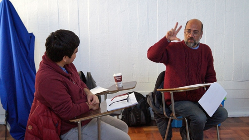 Translating Scripture for the Chilean Deaf Community