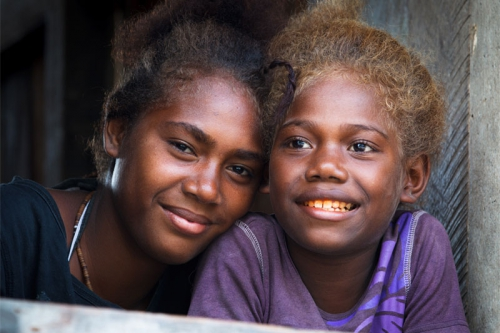 Praying for the Solomon Islands and the Zabana People