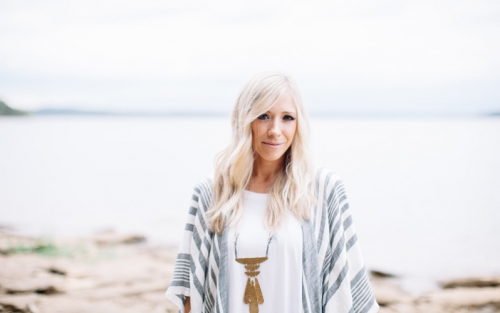 Beauty from Brokenness: A Conversation with Ellie Holcomb