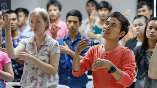 The Silent Minority: Getting to Know the Deaf in Southeast Asia