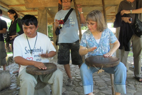Interwoven: EthnoArts and Bible Translation