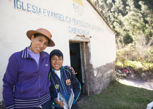The Quechua Church Transformed